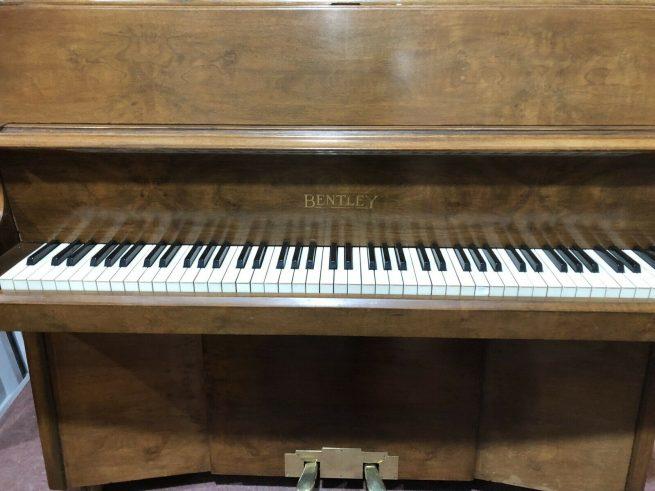 Art Deco Bentley Piano