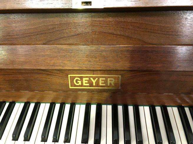 Modern Geyer Piano