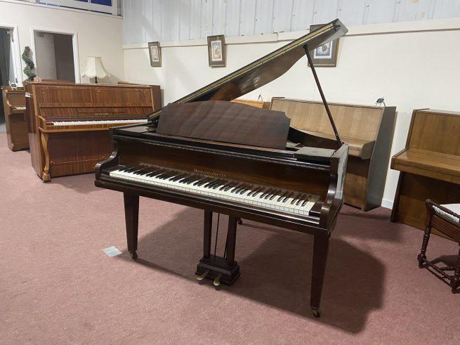 Monnington & Weston piano