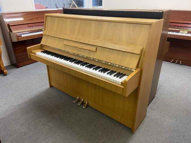 Hermann Mayr piano