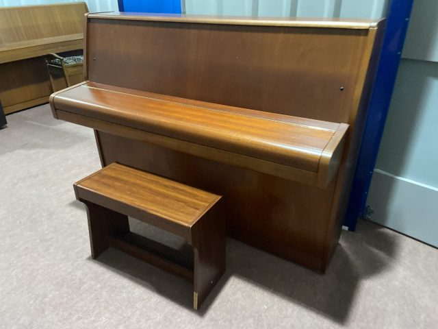 Solid wood piano
